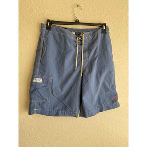 Polo by Ralph Lauren Swimwear Cargo Swim Trunks